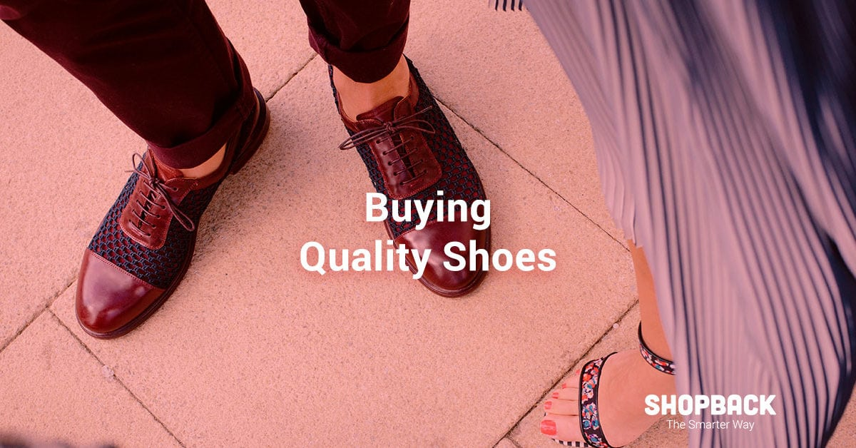 Shoe Guide: How and Where To Buy Quality Shoes in Singapore?