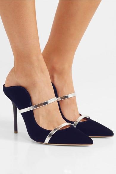 metallic-mule-shoes-woman