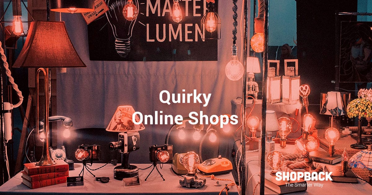 Unique E-Shops Where You'll Find the Coolest and Unexpected Products