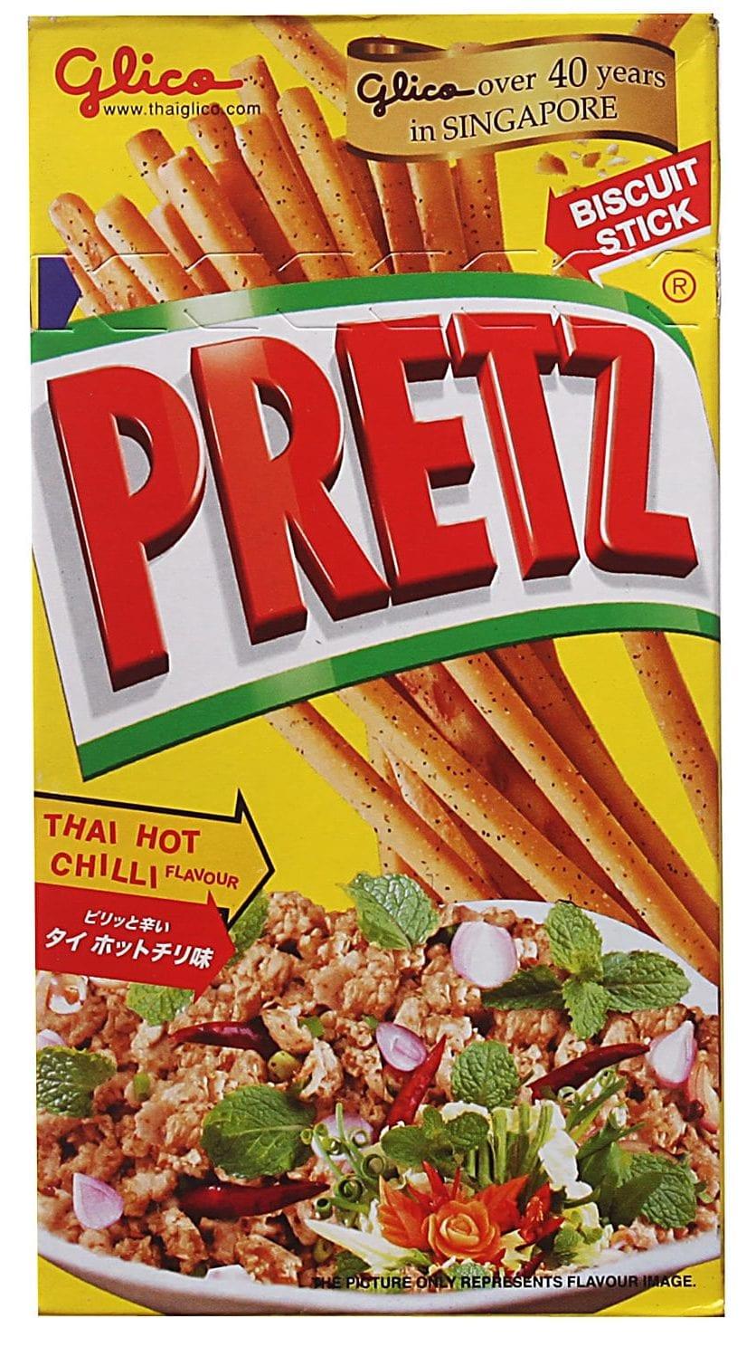 Pretz biscuit sticks
