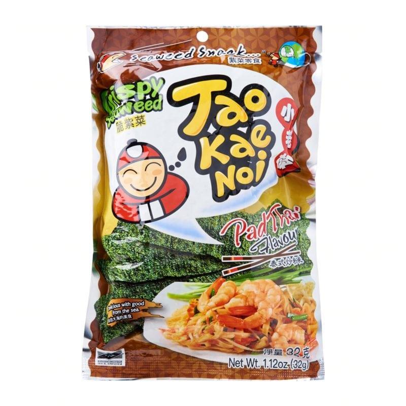 Tao Kae Noi Pad Thai seaweed