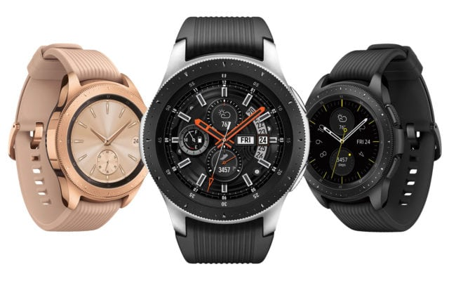 Samsung Galaxy Watch Wearable Technology