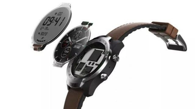 TicWatch Pro Dual Screen Wearable Technology
