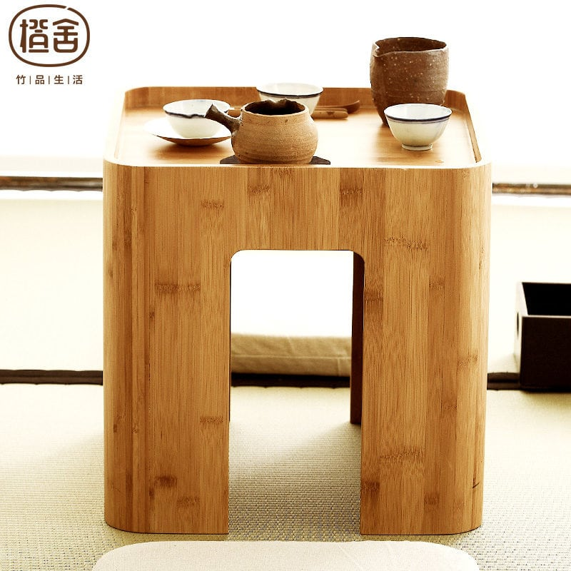 Orange House Creative Storage Coffee Table