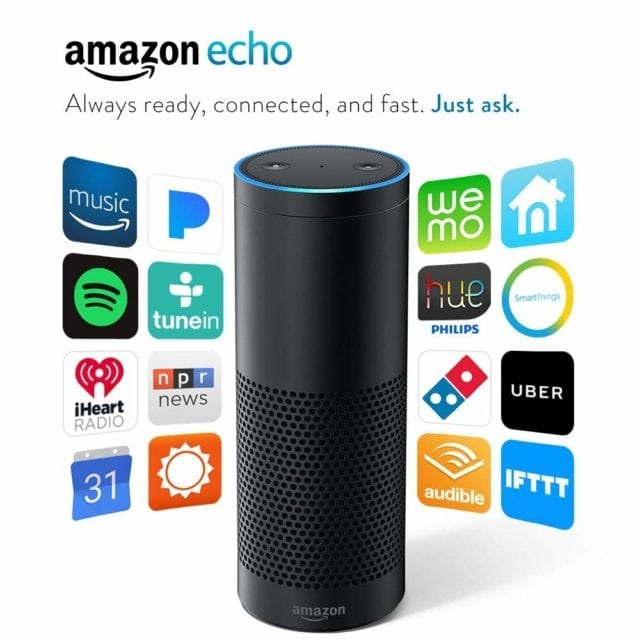 Amazon Echo 1st Gen