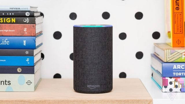 Amazon Echo (2nd Gen) Smart Speaker