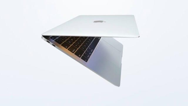 Apple MacBook Air 2018 Side