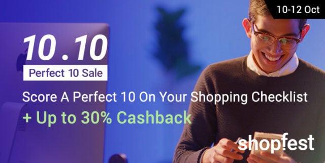 ShopFest 1010 Perfect 10 Sale