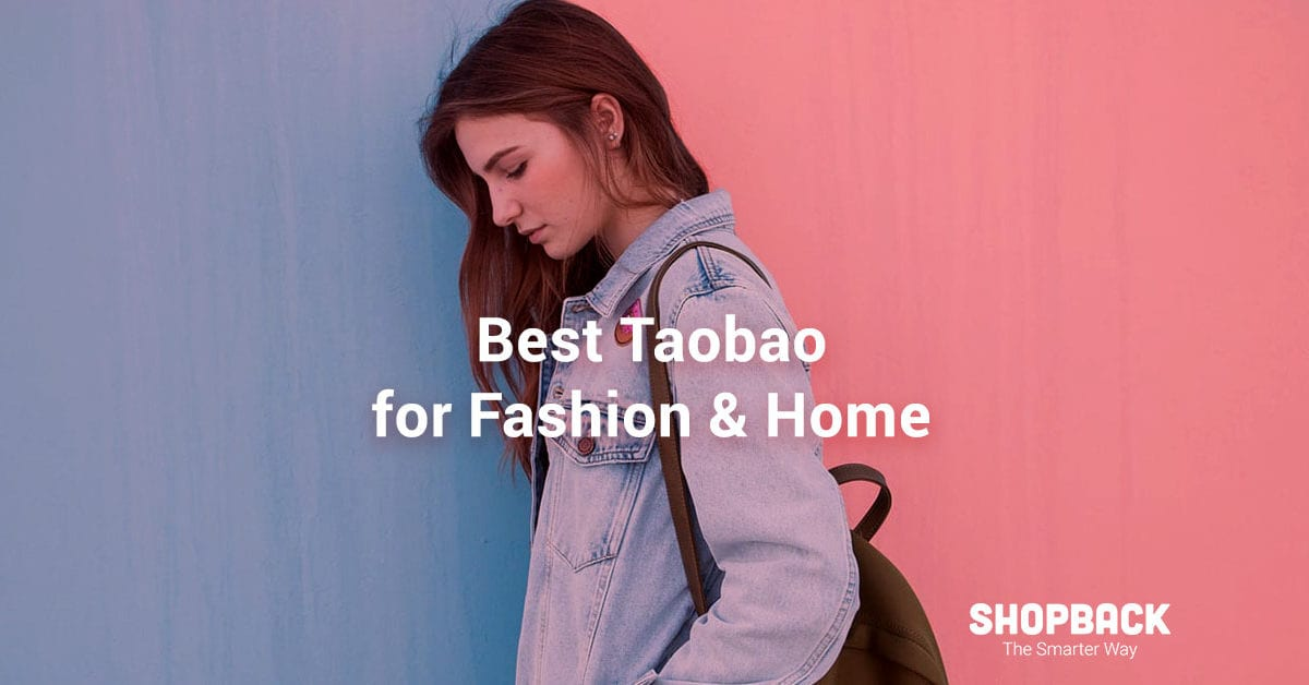 23 Taobao Fashion & Home Shops You Need to Know About