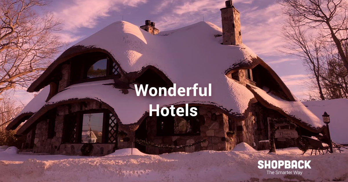 Unique and Unusual Hotels You'll Want to Visit Around The World