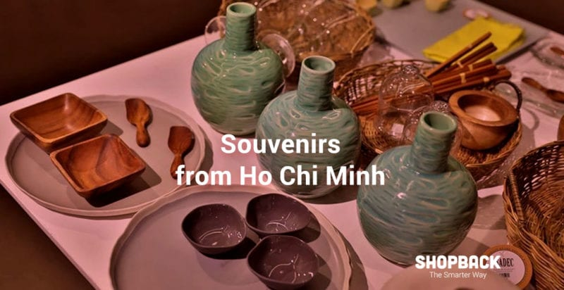 shopping for ceramics in ho chi minh