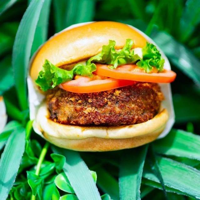 Shake Shack - Shroom Burger