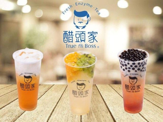 Bubble Tea | True Boss Singapore
