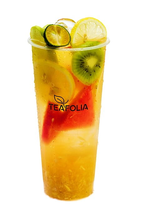Bubble Tea | Signature Fruit Tea | Teafolia