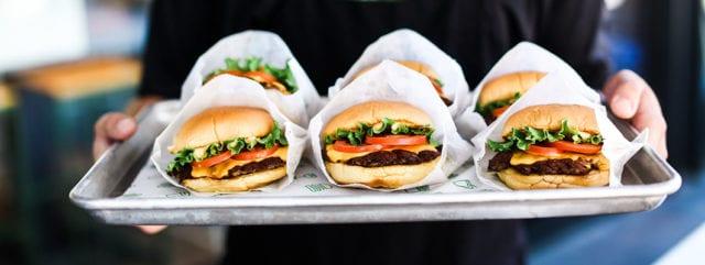 Shake Shake Burgers Order Up