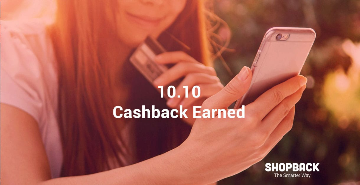 10.10 Sale Results That Will Surprise You: $870 Cashback Earned (Infographic)