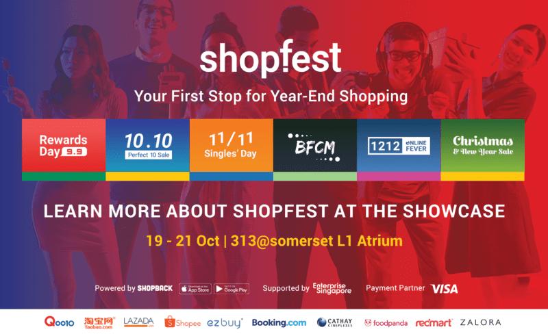ShopFest Showcase Banner