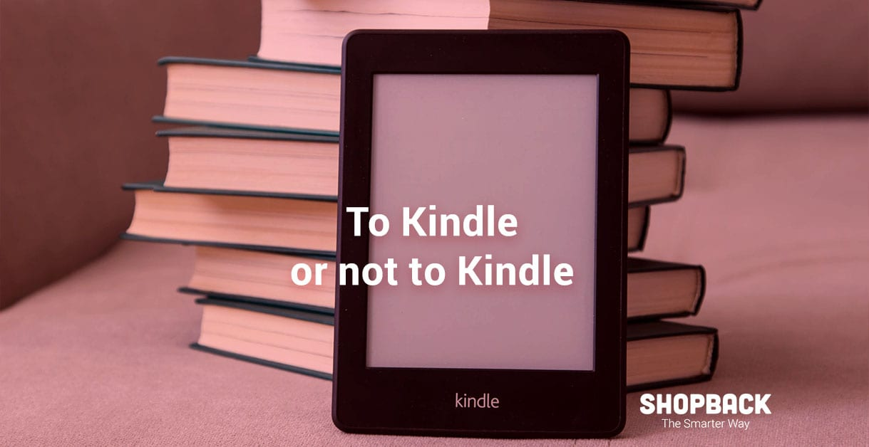 Is It Worth Buying A Kindle Paperwhite To Save Money On Books?