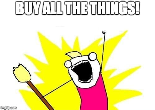 1111 Singles' Day Buy All Things