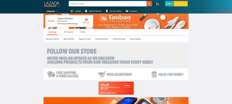 How To Buy From Taobao: Direct, Through Lazada, Or Via An Agent