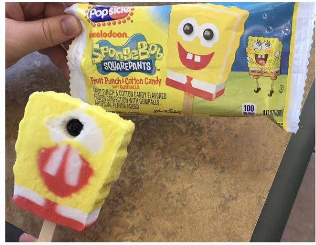 Spongebob Squarepants Ice Cream Fail