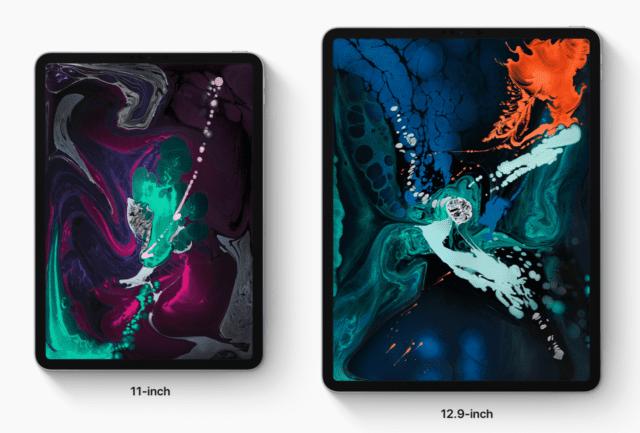 iPad Pro 11 And 12.9 Inch