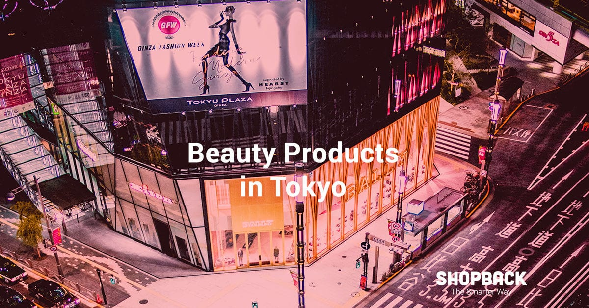 Best Shops To Buy Japanese Beauty And Makeup In Tokyo
