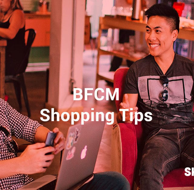 bfcm shopping tips