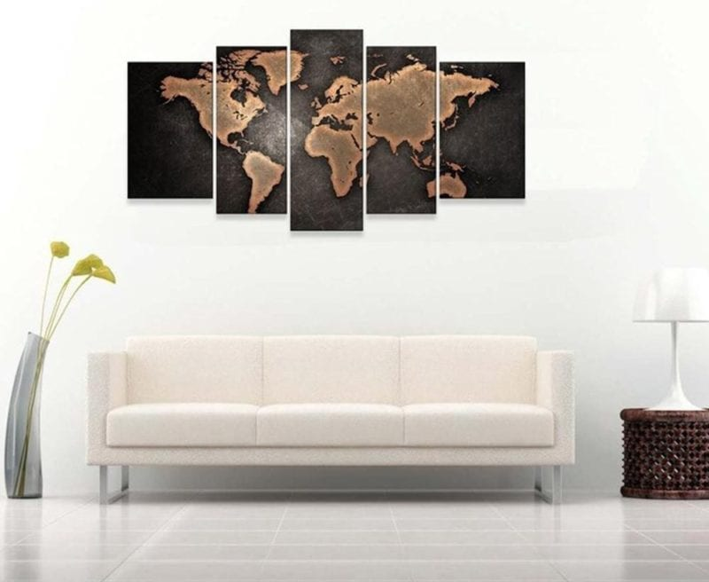 wall painting in set of 5