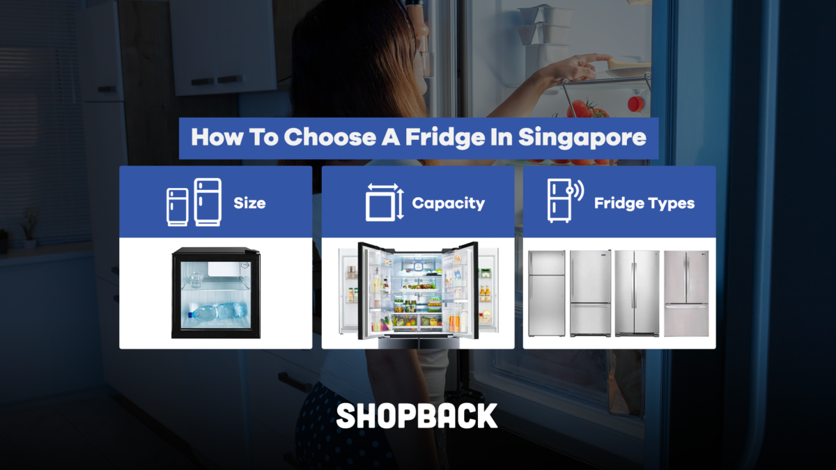 Refrigerator Buying Guide: How To Choose A Fridge In Singapore