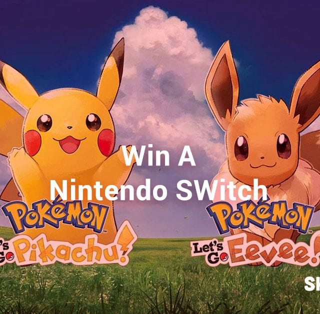 new pokemon game with nintendo switch
