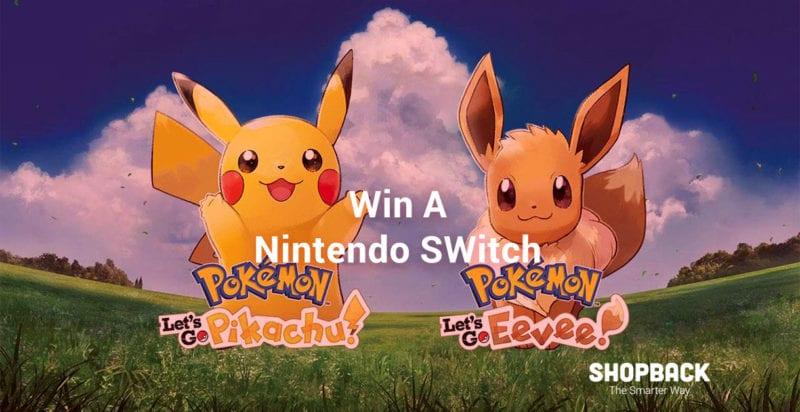 new pokemon game with nintendo switch