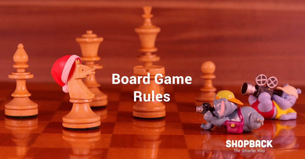 Board Games' Myths And Rules You Can Use To Win Every Time
