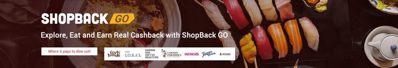 ShopBack GO Banner