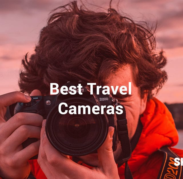 mean shooting with dslr camera while travelling