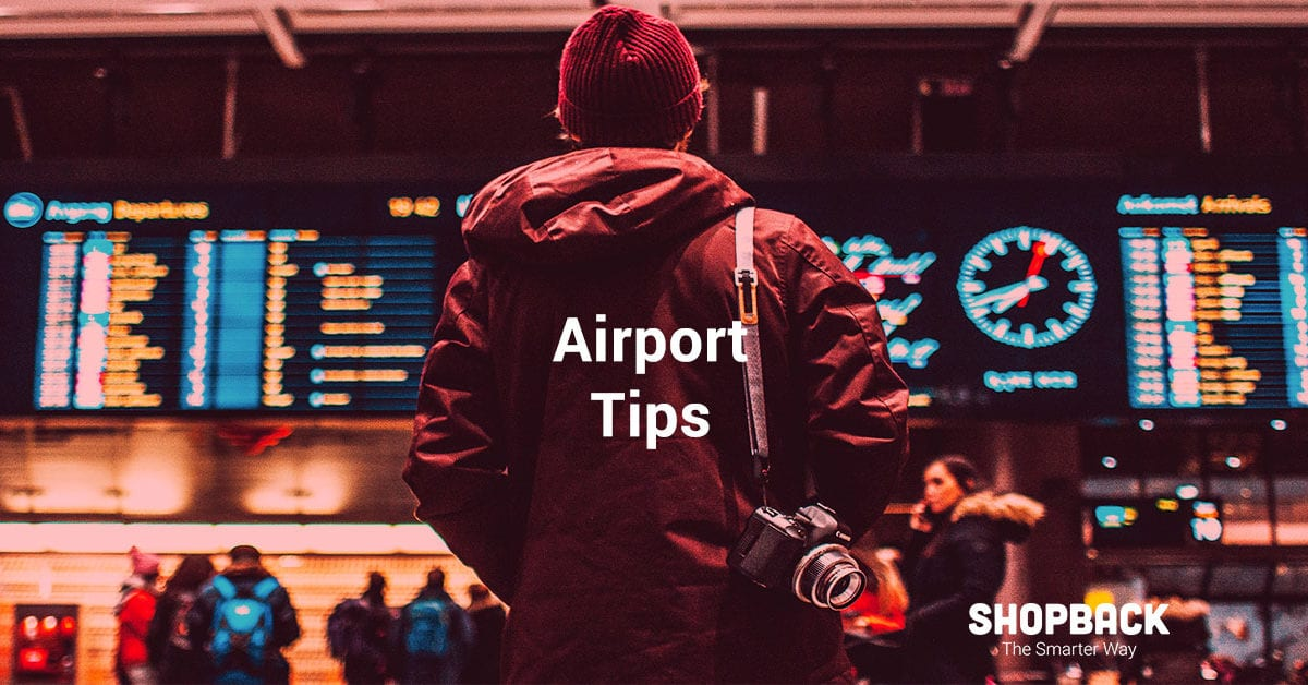 Best Airport Tips: Smarter Ways to Take The Stress Out of Flying