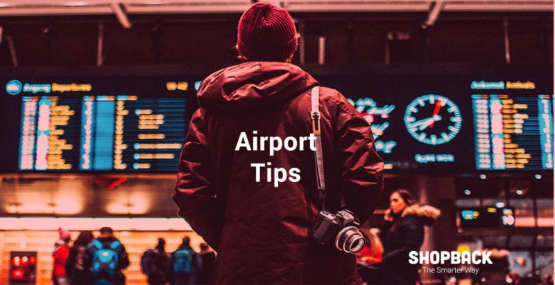 best airport tips