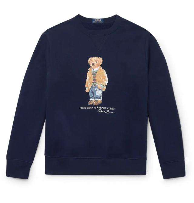 Polo Ralph Lauren Christmas Gift Jersey Sweatshirt