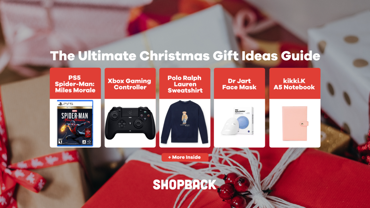 The Ultimate Christmas Gift Ideas 2020 Guide For Everyone On Your List