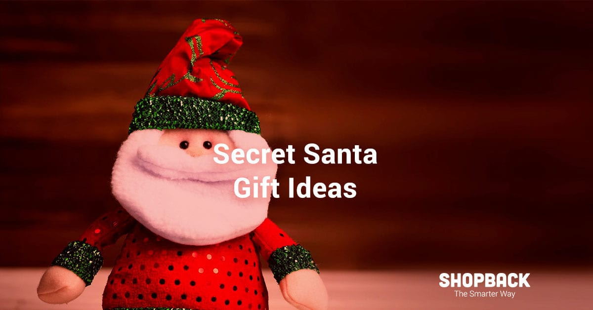 Out Of Ideas For Secret Santa? These Gifts Will Work For Everyone!