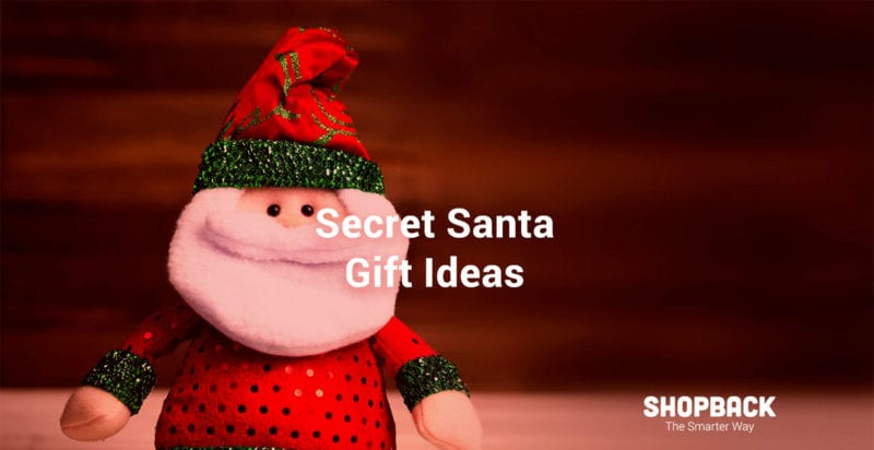 secret santa plush