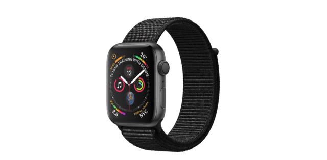 Apple Watch Series 4 Space Grey