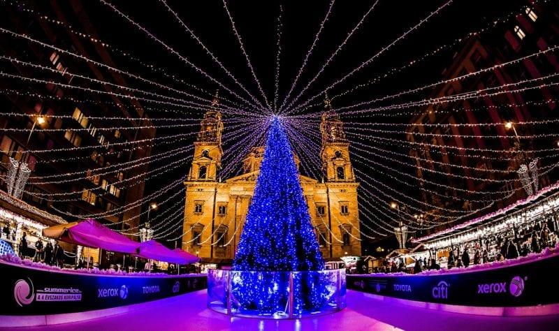 Christmas Europe Break Budapest