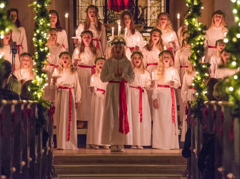 Christmas Europe Break Stockholm Lucia