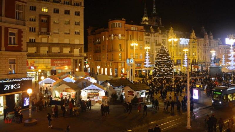 Christmas Europe Break Zagreb
