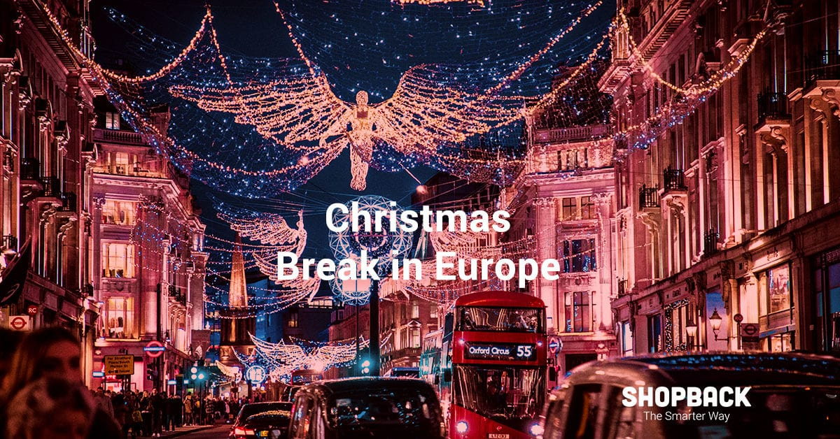 10 Christmas in Europe Breaks For Every Budget (Charming Xmas Markets Included!)