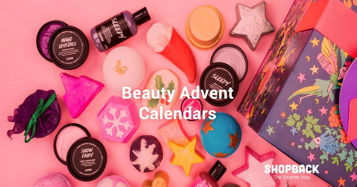 The Best Beauty Advent Calendars We Want To Gift (And Steal!) This Holiday Season