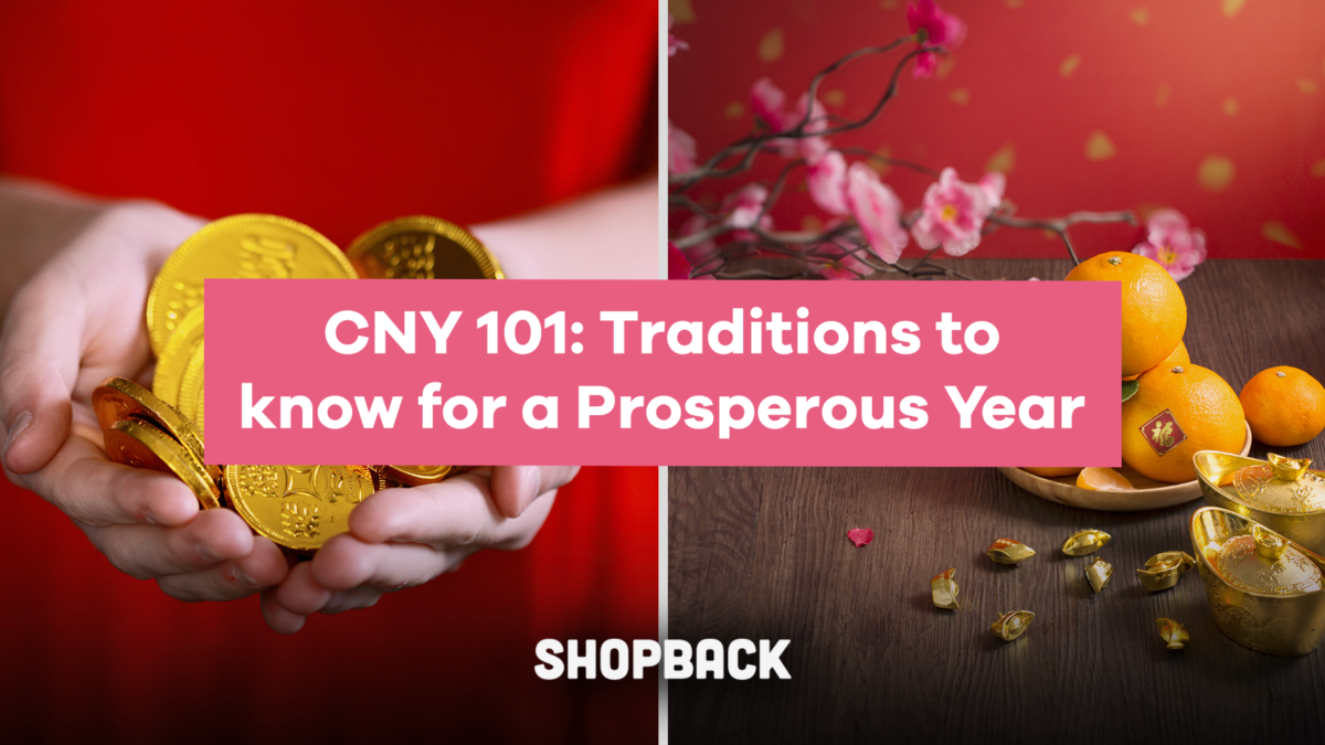 CNY 101: Superstitions and Unusual Traditions to know for a Prosperous Year