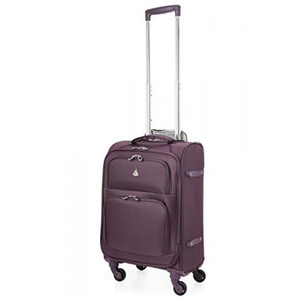 Fabric lighweight trolley bag
