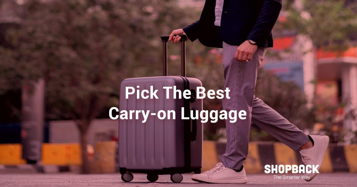 Carry-on Luggage Guide: How to Choose The Best One For You